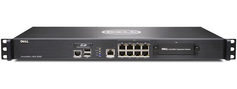 Sonicwall Nsa 2600 Security Appliance Useit Shop